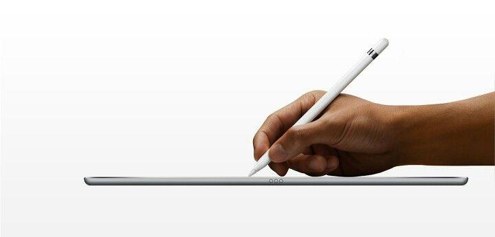 Apple ipad pro and Pencil