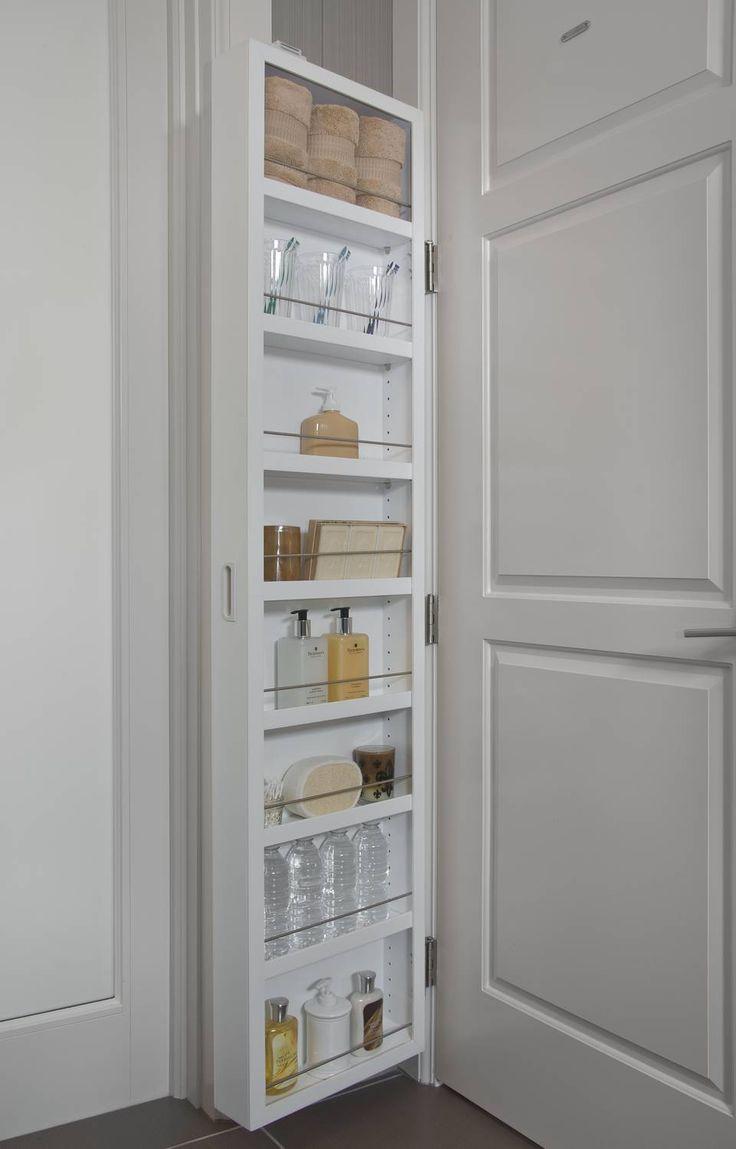 17 Best Ideas About Behind Door Storage On Pinterest Wall Storage Shelves Small Wall Shelf