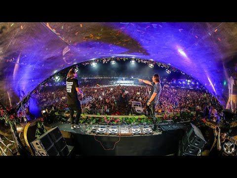 Tomorrowland Brasil 2016   Axwell Λ Ingrosso - YouTube