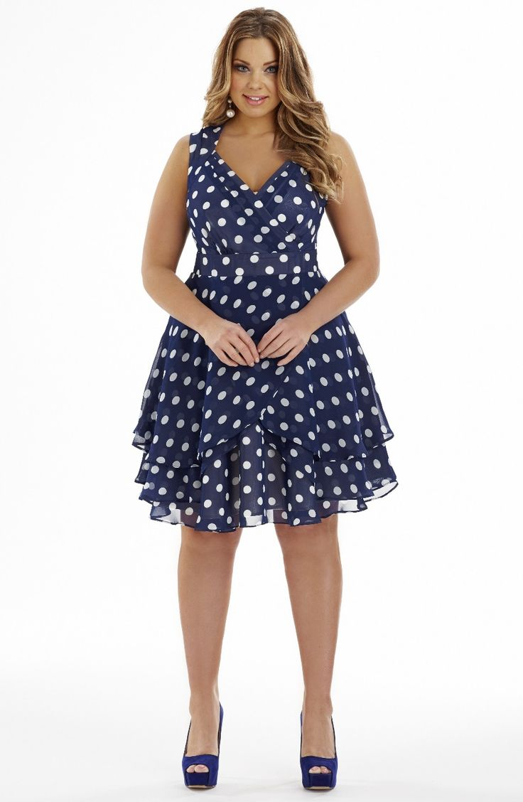 Dresses - Plus Size & Larger Sizes Womens Clothing at Dream Diva, Australia, Fashion, Clothes, Sized, Women's