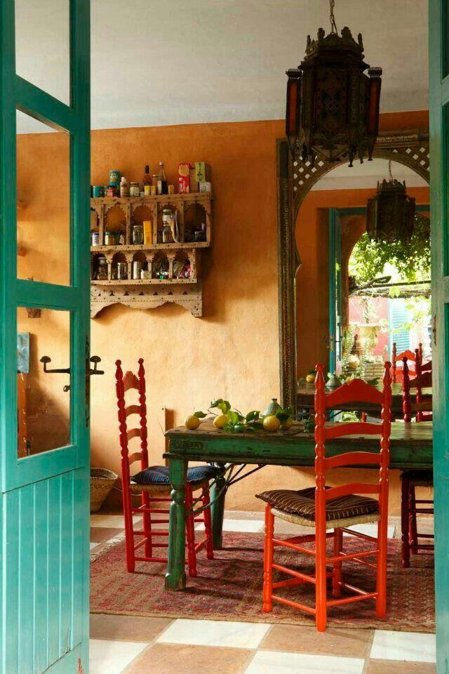 28 best Mexican Paint Colors images on Pinterest ...