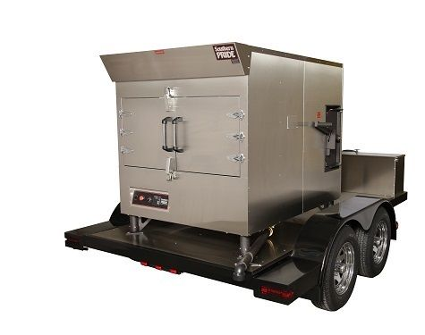 SPK-500-Mobile \ \ Commercial Smokers | Southern Pride | Woodburning BBQ Pits & Smokers