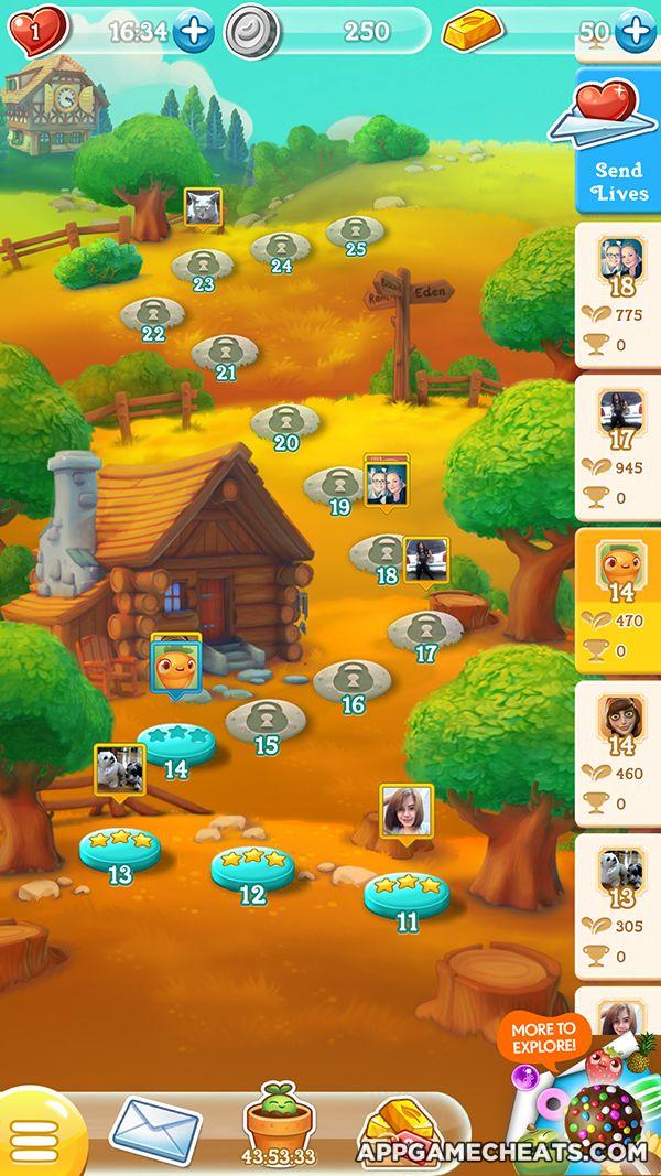 Farm Heroes Super Saga Hack, Tips, & Cheats for Gold Bars  #FarmHeroesSuperSaga #Popular #Puzzle http://appgamecheats.com/farm-heroes-super-saga-hack-tips-cheats/