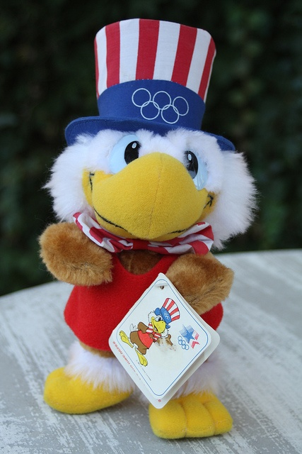 Sam the Eagle, 1984 Summer Olympics Mascot