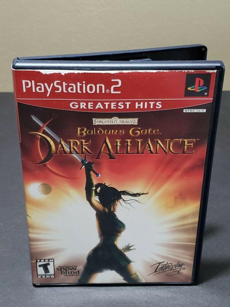 baldur gate dark alliance 2 iso ps2 download