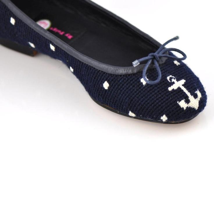 Anchor Ballet Shoes