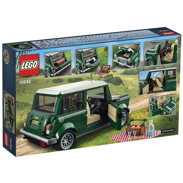 Lego Creator Speciale Collezionisti Mini Cooper - 10242 - Lego - Jocando