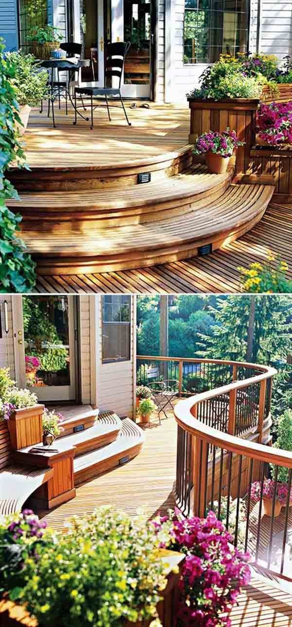 Best 10+ Deck Design Ideas On Pinterest | Decks, Backyard Deck Designs And  Patio Deck Designs Part 34