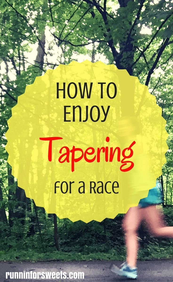 5 Things I Love About Taper Time