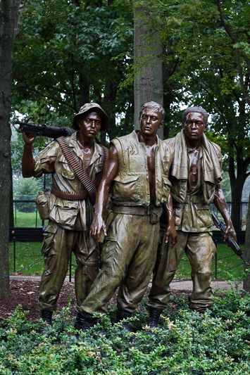 Vietnam War Memorial our fathers, brothers, husbands and friends. Gone for what ?