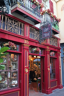 Disneyland does storefronts so well! I will copy this storefront....It is magical....!