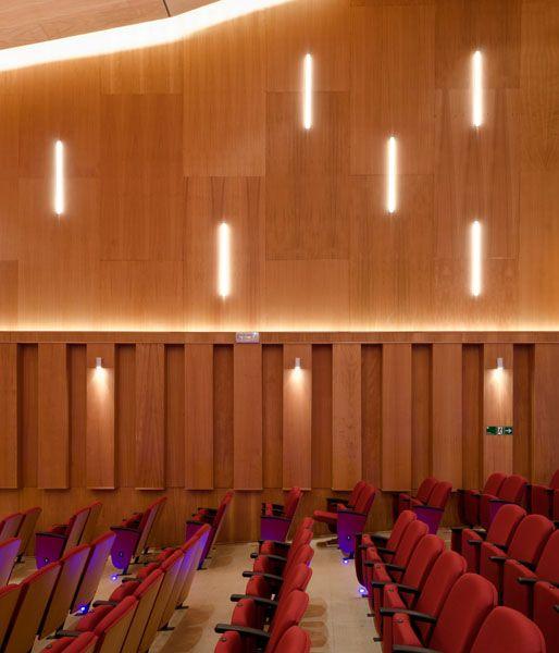 Remodelación Teatro de Parral / Parral CHILE / PLAN Arquitectos