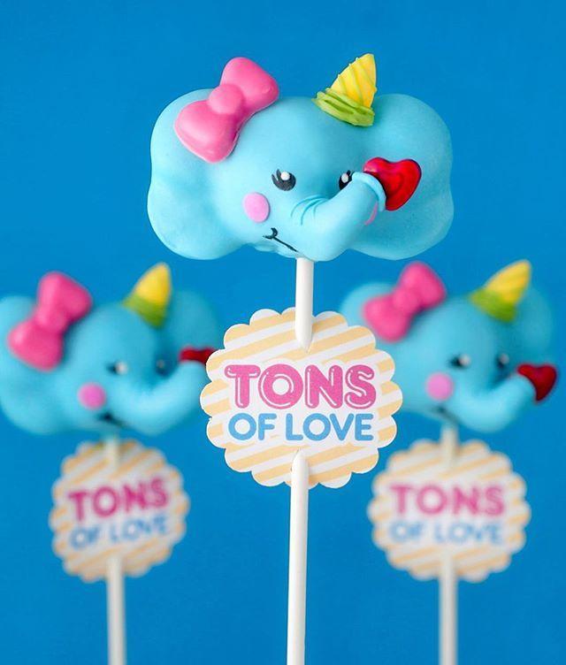 Senden Sie Ihnen süße Valentinstagswünsche mit diesen #TBT-Leckereien für die vier …   – Cake pops