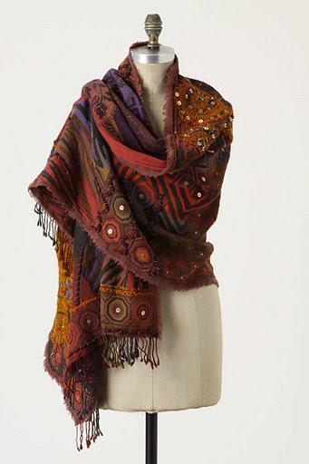 Love the shawl