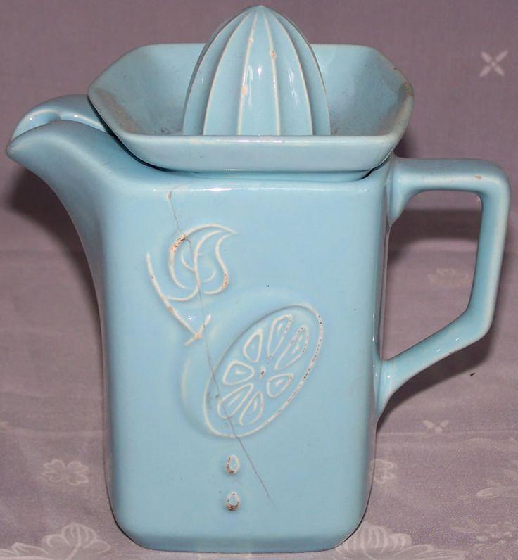 Diana (Australia) blue jug juicer