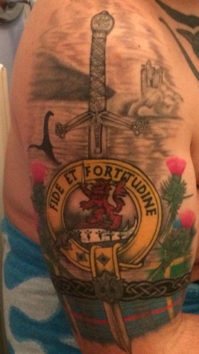 24 Unusual, Subtle, And Beautiful Scottish Tattoos - BuzzFeed