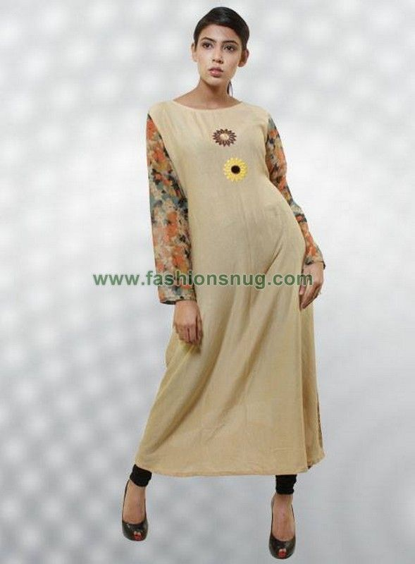 Dicha Latest Kurti Collection 2014 (Casual Wear)
