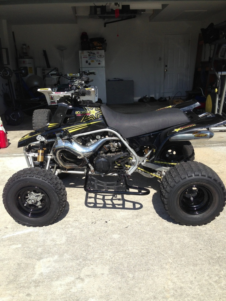 Yamaha Quads For Sale In Bc
