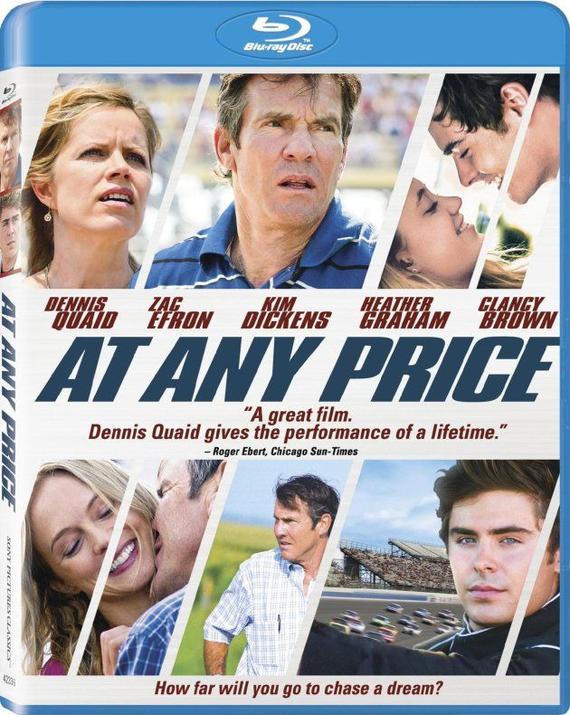 At Any Price  Dennis Quaid Farms a Family Drama Totally unique, interesting and a bit dark.  Great acting.