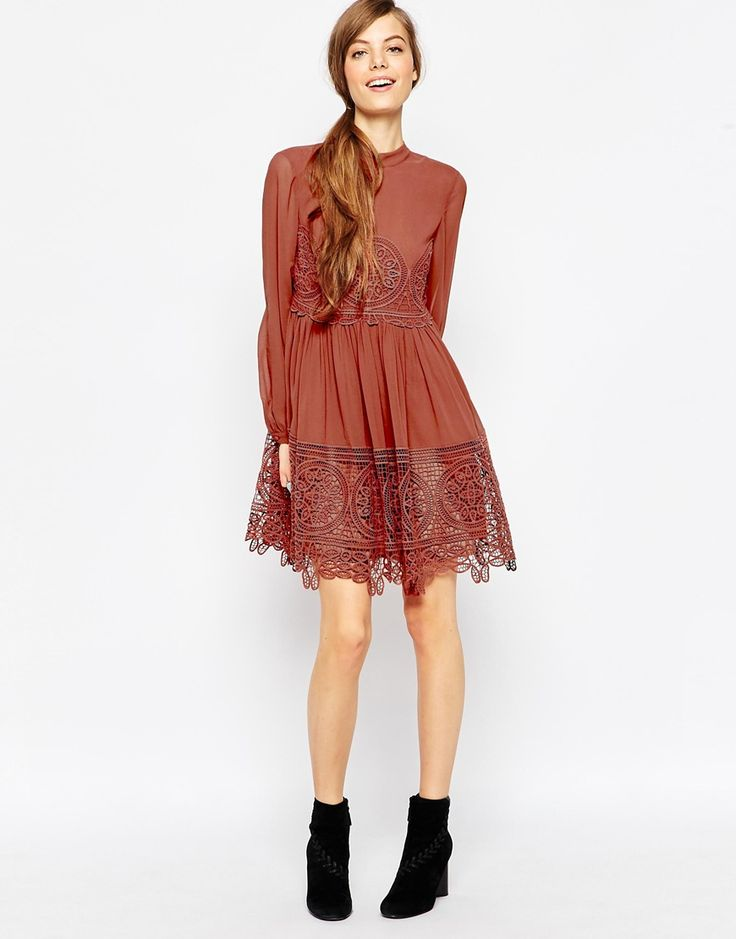 Casual Semi dresses pictures