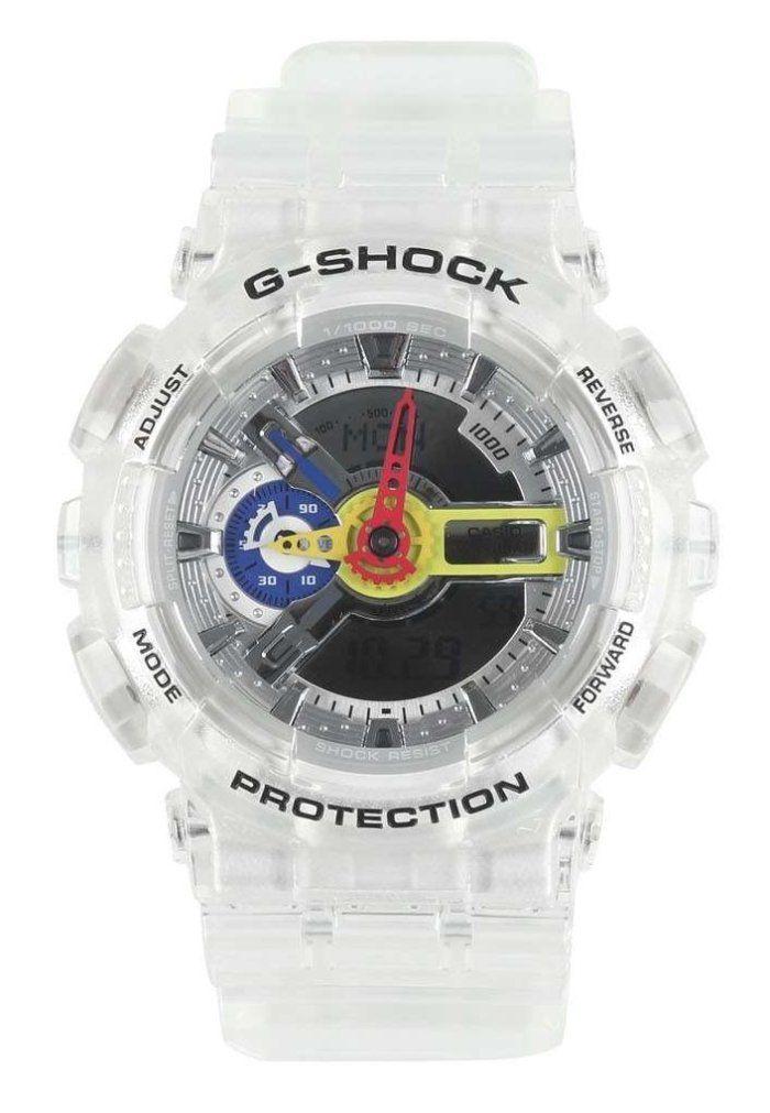 a4c7939dcb8 A AP Ferg x G-Shock GA-110FRG-7AER Collaboration Watch 2018