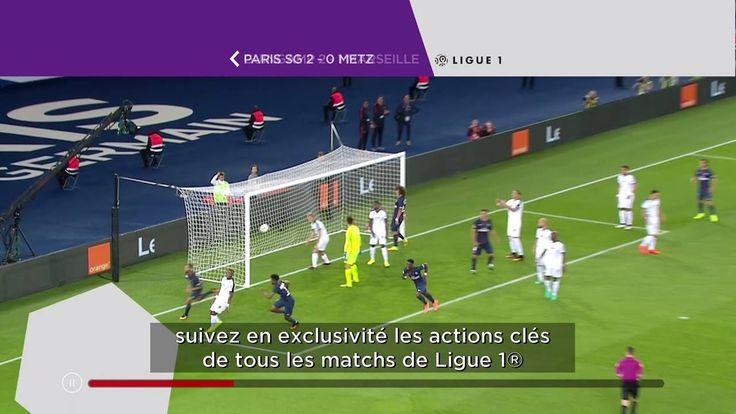 Avec l'appli beIN LIGUE 1®, suivez tous les matchs de la 26ème journée de Ligue 1® (dont PSG-TFC) avec toutes les actions clés en vidéo et en quasi direct !   > App Store : http://po.st/F3y0vM > Google Play : http://po.st/E86KPc   Les 7 premiers jours sont gratuits* !  *Voir conditions sur l'application beIN LIGUE 1®