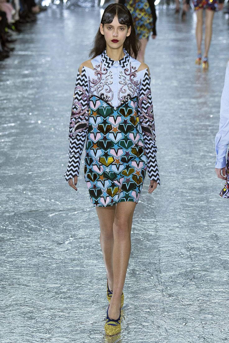 Mary Katrantzou Fall 2016 Ready-to-Wear Collection Photos - Vogue