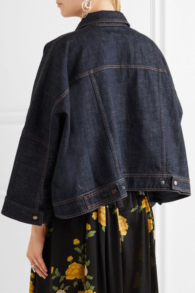KENZO - Denim Jacket - Dark denim