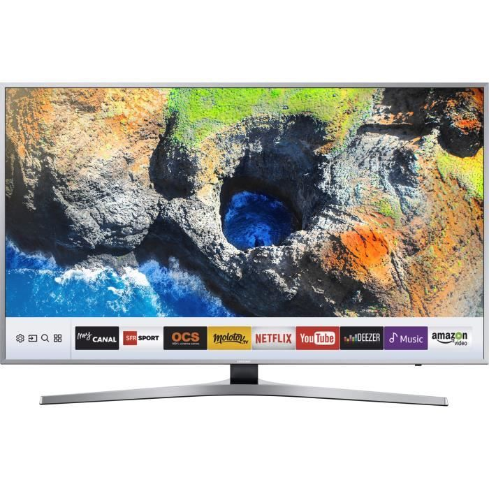 """🔥 Soldes : la Samsung UE49KU6450 TV LED UHD 4K 49"""" est à 599 euros sur Cdiscount - http://www.frandroid.com/bons-plans/482233_soldes-la-samsung-ue49ku6450-tv-led-uhd-4k-49-est-a-599-euros-sur-cdiscount  #Bonsplans, #Samsung, #TV"""
