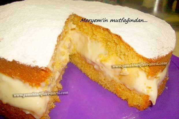 Kolay Alman Pastası Tarifi