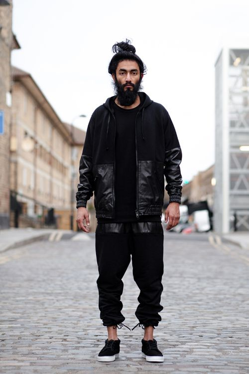 Photo - A D Y N || Streetstyle Inspiration for Men! #WORMLAND Men's Fashion