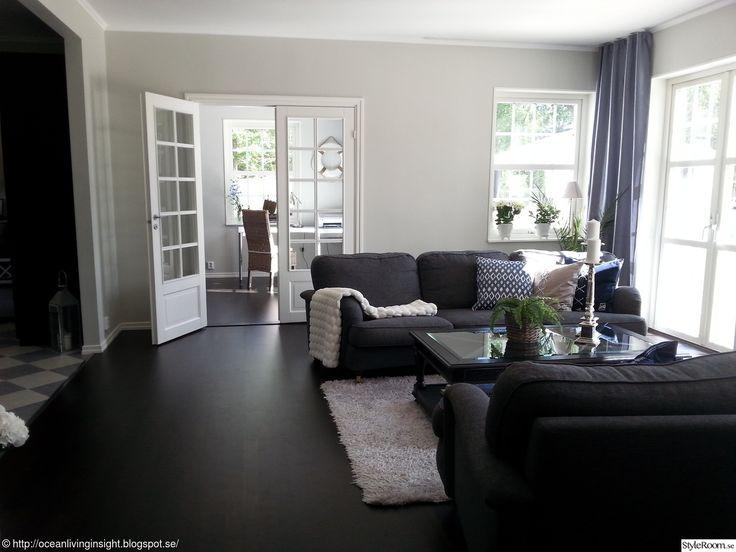 vardagsrum,new england inredning,howard,dubbeldörrar,dubbeldörrar i glas