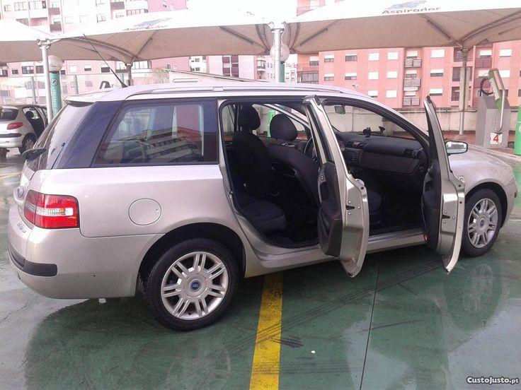 Fiat Stilo Multiwagon 1.6 103cv Junho/03 - à venda - Ligeiros Passageiros, Lisboa - CustoJusto.pt