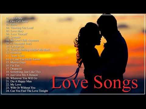Romantic Love Songs Nonstop Love Songs Selection Best English Love Song Ever - YouTube