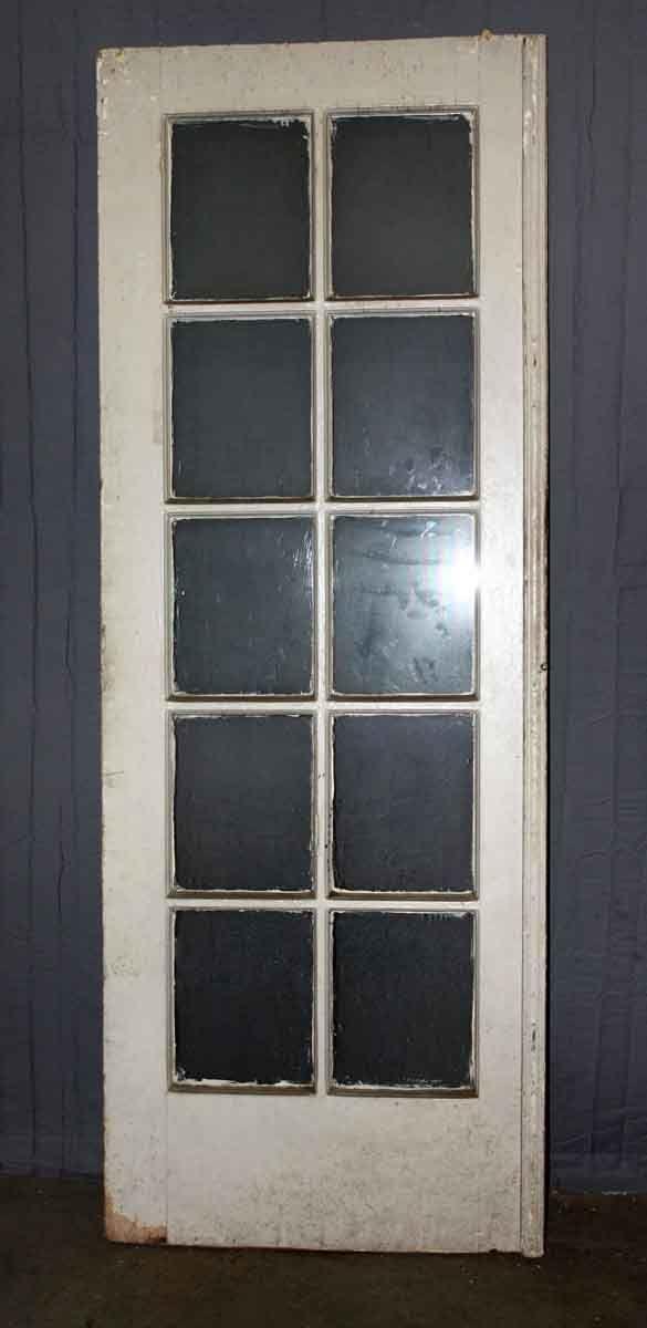 Good Ten Panel Single French Door