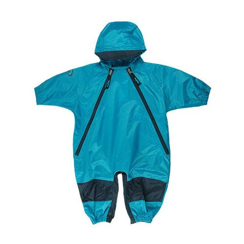 Muddy Buddy Rain Suit - mini mioche - organic infant clothing and kids clothes - made in Canada