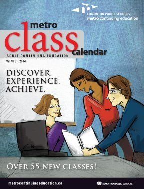 It's the most exciting time of year… the new Adult Continuing Education Class Calendar for winter 2014 is now available!   Browse over 300 classes with over 55 all-new ones! Choose from categories such as Art, Business, Cooking, Dance, Fitness, Photography and much more!