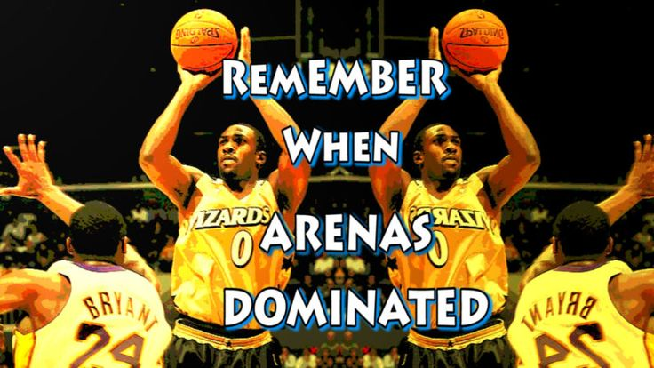 Remember When: Gilbert Arenas Dominated NBA Defenses - Basketball Bicker – Remember when Washington Wizards great Gilbert Arenas was a monster in the NBA? We profile Arenas' rise and short run as one of the league's elite scorers.