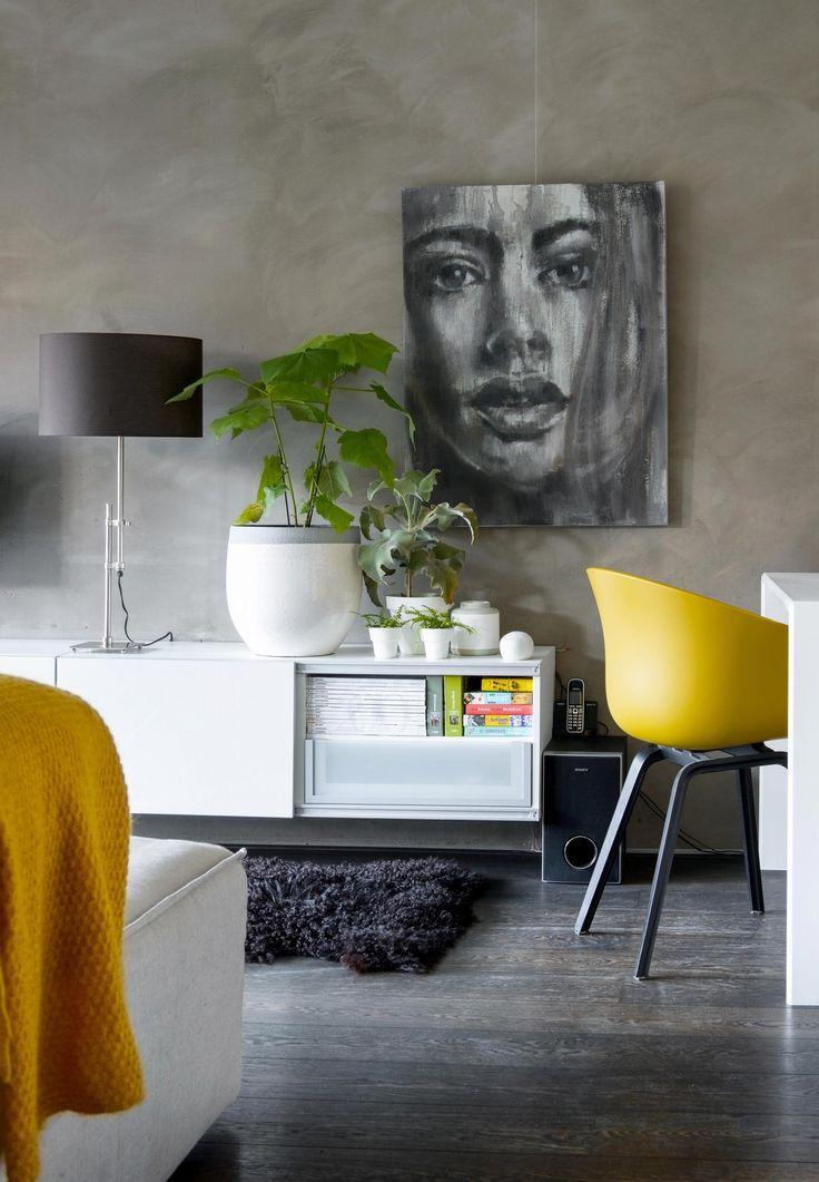 De open keuken is een favoriete plek in het Friese 2-onder-1 kap huis van Anke en haar gezin. Hij staat voor haar woonsmaak: no-nonsense, eerlijk en stoer.