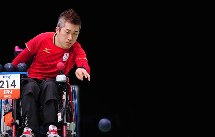 廣瀬 隆喜   注目選手   パラサポ(日本財団パラリンピックサポートセンター)