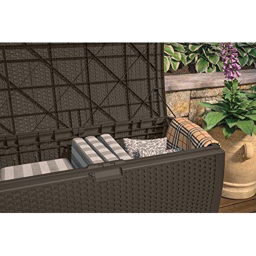 Garden Storage Box Yard Pool Patio Accesories 99 Gallon | Home & Garden, Yard, Garden & Outdoor Living, Patio & Garden Furniture | eBay!