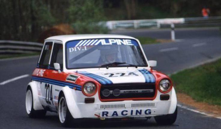 Autobianchi A112 Abarth Martini