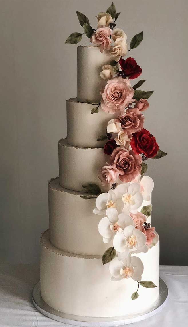 The 50 Most Beautiful Wedding Cakes   – SPECIAL CELEBRATION CAKES,POEMS,DRESSES, SALUTATIONS, CEREMONIES, TRADITIONS ETC