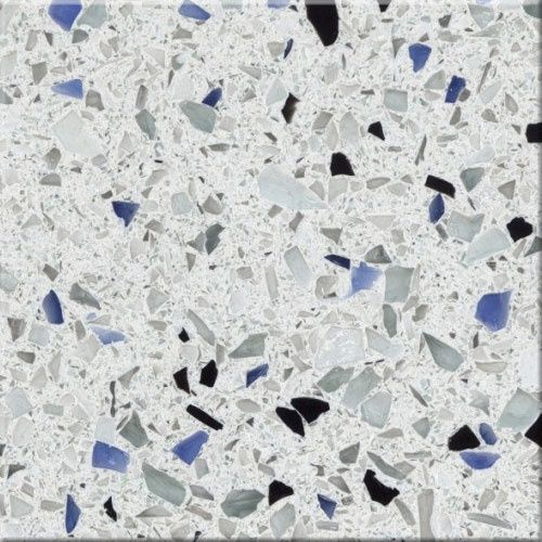 ... / Arctic -- By Curava -- Recycled Glass Countertops For Our