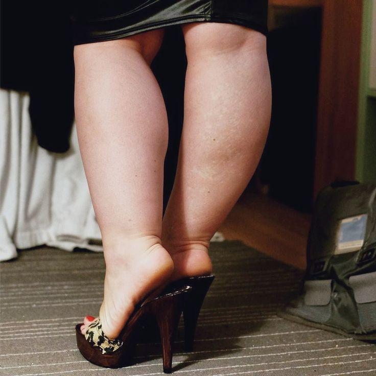жирные ноги баб когда-нибудь