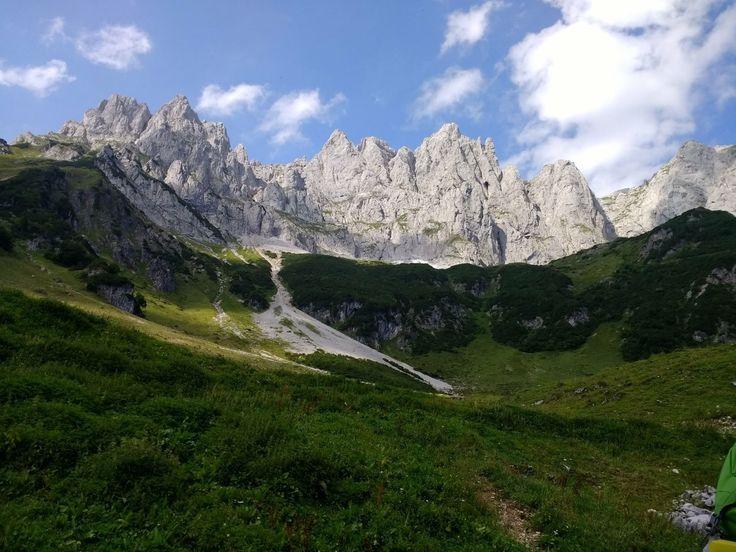Österreich-Tirol-Kaisergebirge