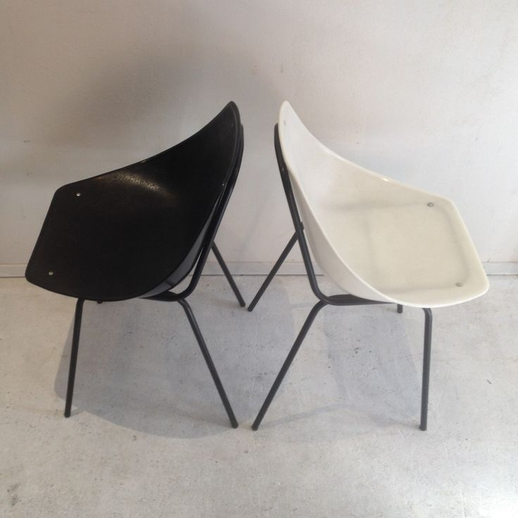 Located using retrostart.com > Dinner Chair by Pierre Guariche for Meurop
