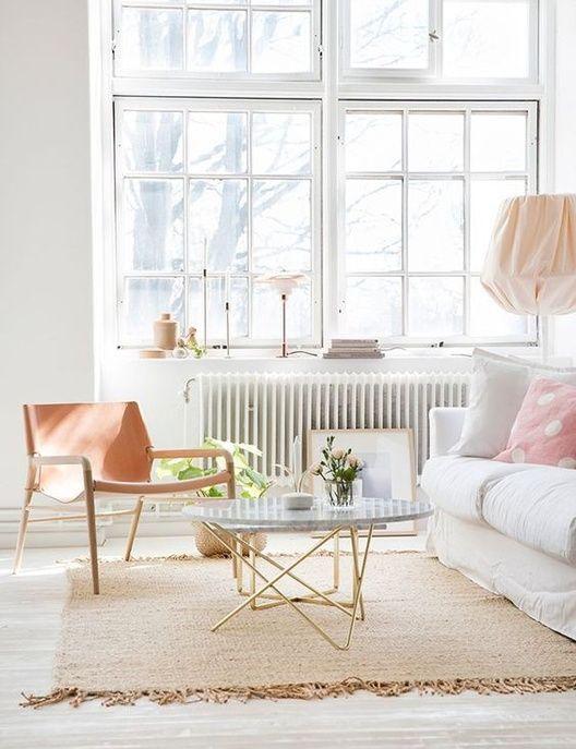 Pinterest : 25 intérieurs aux couleurs pastel pour s'inspirer