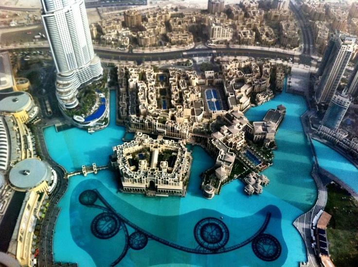 Dubai - wow!