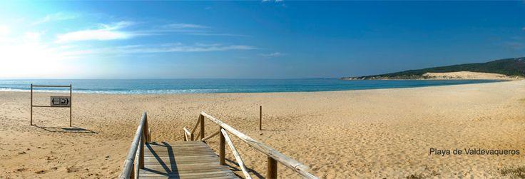 Una #playa perfecta en #Tarifa: #LosLances